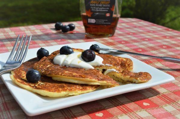 Pancakes small
